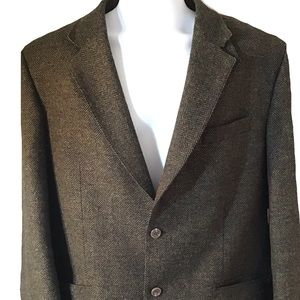 100%Wool Jones New York Blazer Size 40